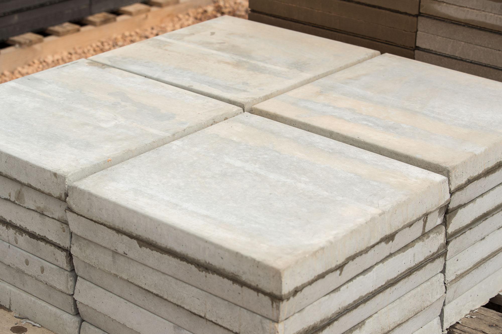 Concrete pavers 500 x 500