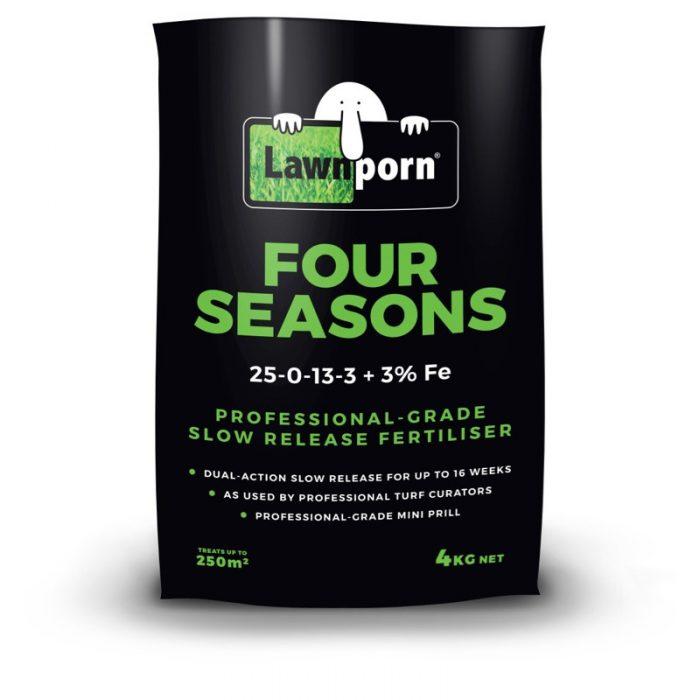 Four seasons Lawnporn 4kg