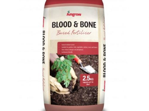 Amgorw blood and bone fertiliser 5kg