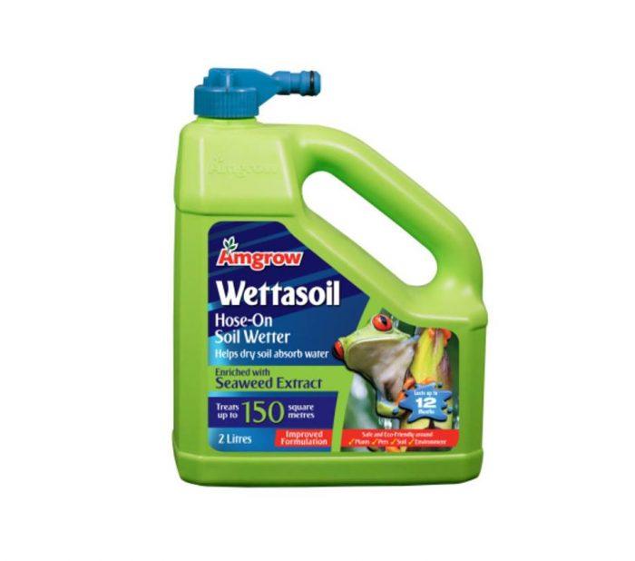 Wettasoil seaweed hose on 2 litres