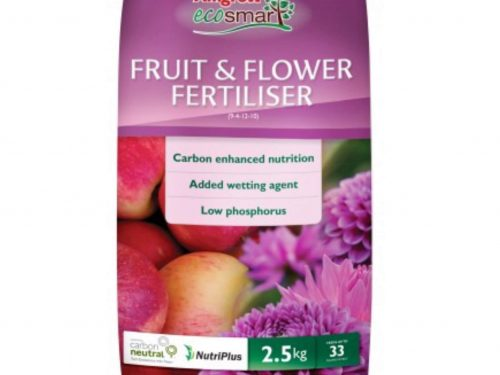 Amgrow ecosmart fruit & flower fertiliser 2.5kg